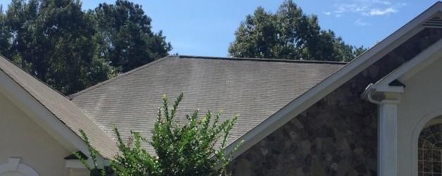 Roof Power Washing