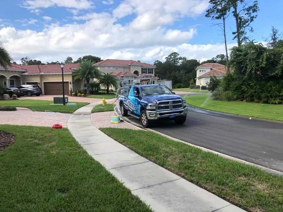 Palatka pressure washing